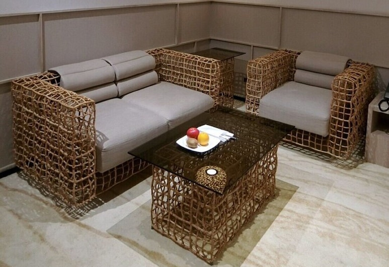 arTree hotel, Taipei, Quarto Familiar (For 3 PAX), Área de Estar
