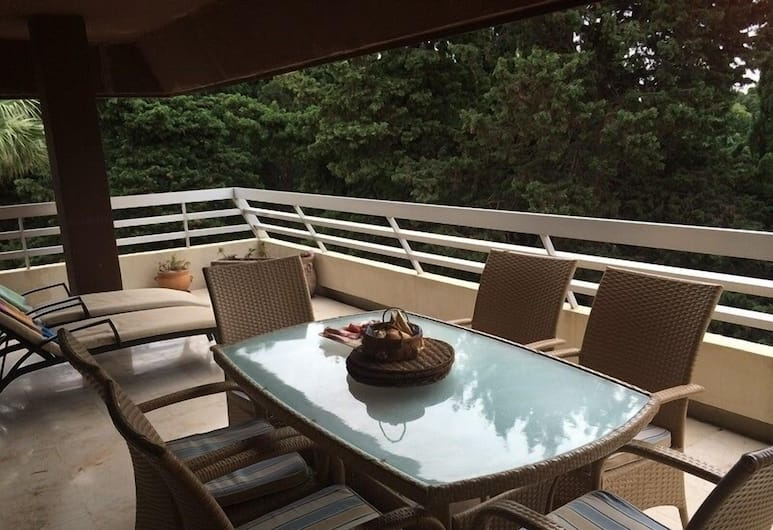 Parque Marbella Apartments, Marbella, Apartment, 3Schlafzimmer, Terrasse/Patio