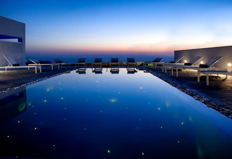 May Seven Suites - Adults Only, Santorini, Outdoor Pool