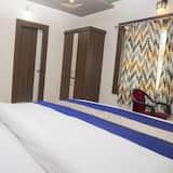 Standard-Doppel- oder -Zweibettzimmer, 1 Doppelbett, eigenes Bad - Zimmer