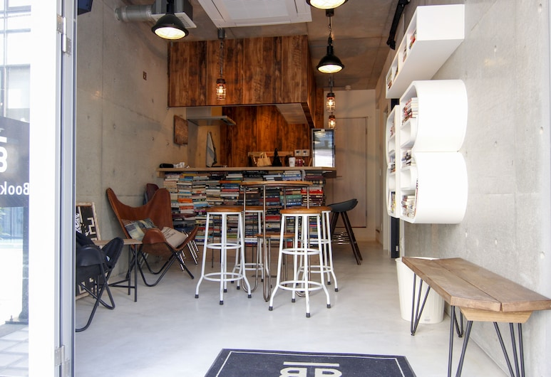 Book Tea Bed AZABU-JUBAN - Hostel, Tokyo, Reception