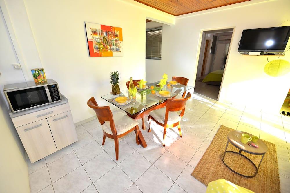 Апартаменти (Jamaique) - Житлова площа