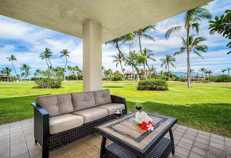 Vista Waikoloa Vila G104 by RedAwning, Waikoloa, Mieszkanie, 2 sypialnie, Balkon