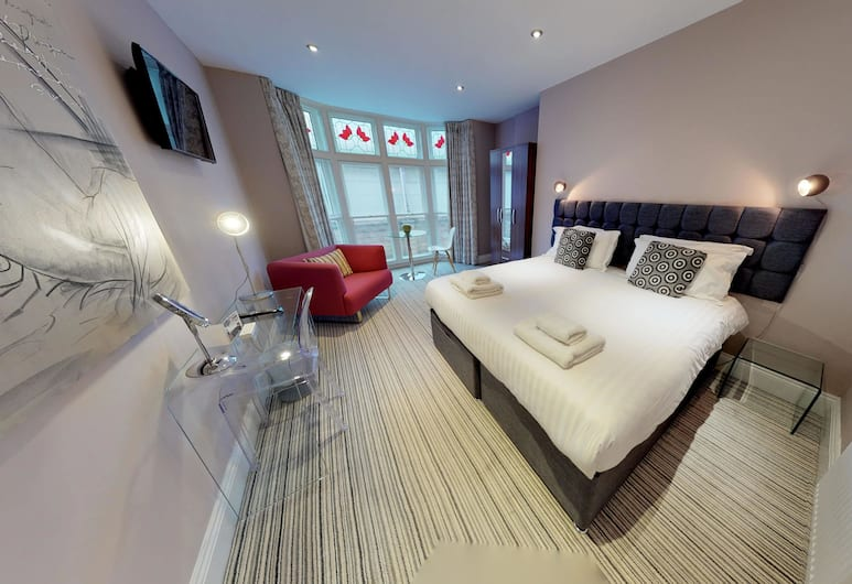 Harrogate Lifestyle Luxury Serviced Apartments, Harrogate, Executive appartement, 1 slaapkamer, Kamer
