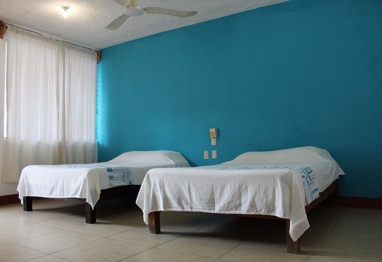 卡瑞茲飯店, 埃斯康迪多港, 標準客房, 2 張標準雙人床, 客房