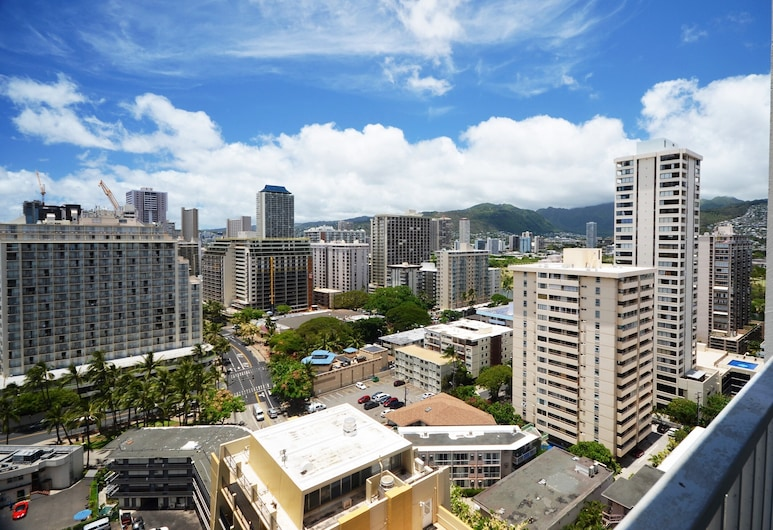 Pacific Monarch #2004 by RedAwning, Honolulu, Apartment, 1 Bedroom, Balcony