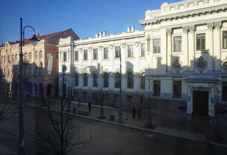 Budget Central, Vilnius, Neljatuba, Vaade toast