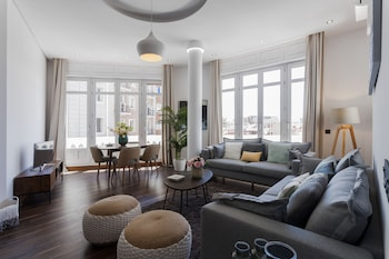Madryt — zdjęcie hotelu Dobo Rooms - Gran Via IV Apartment