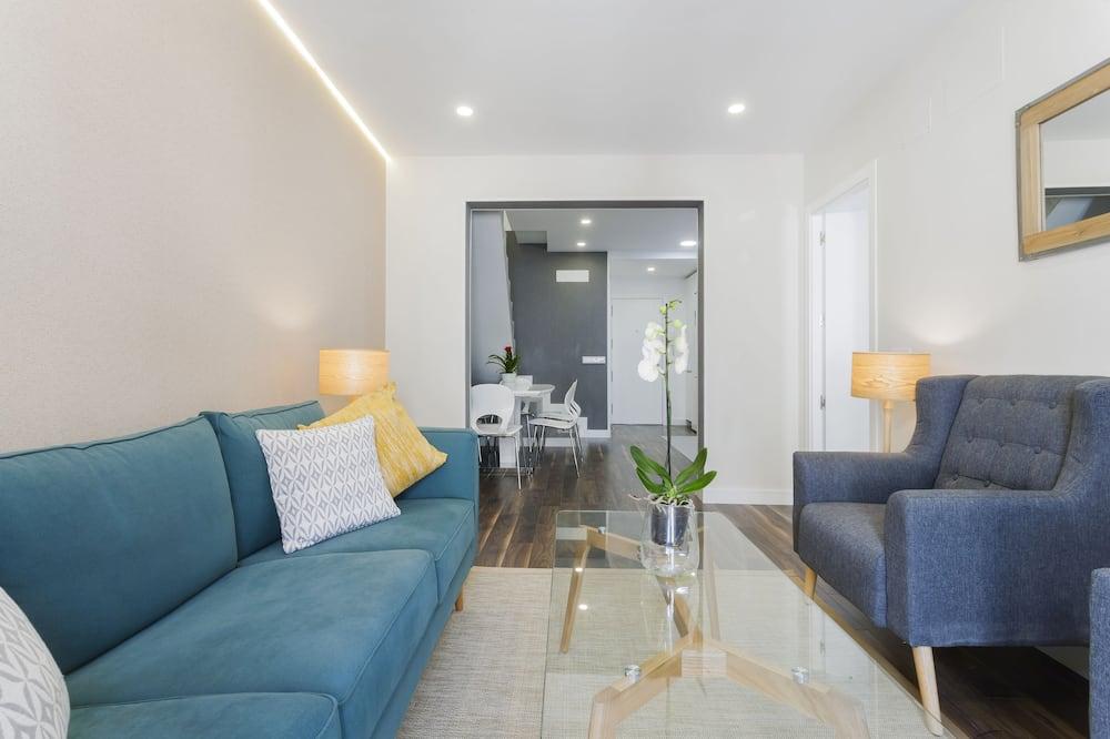 Διαμέρισμα, 4 Υπνοδωμάτια - Καθιστικό