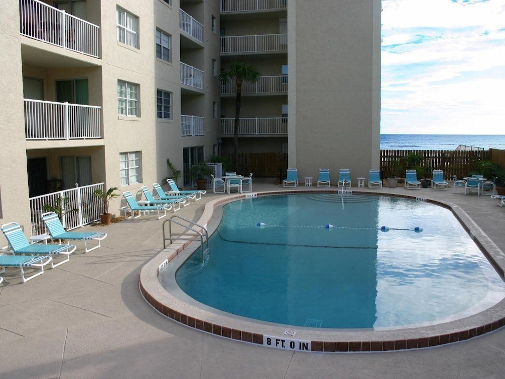 Pt701 Ponce De Leon Towers By Redawning New Smyrna Beach Outdoor Pool