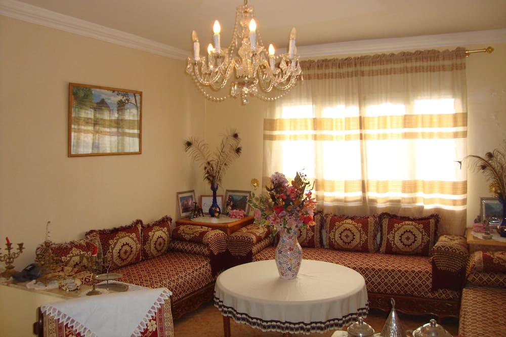 شقة - غرفتا نوم - الصورة الأساسية