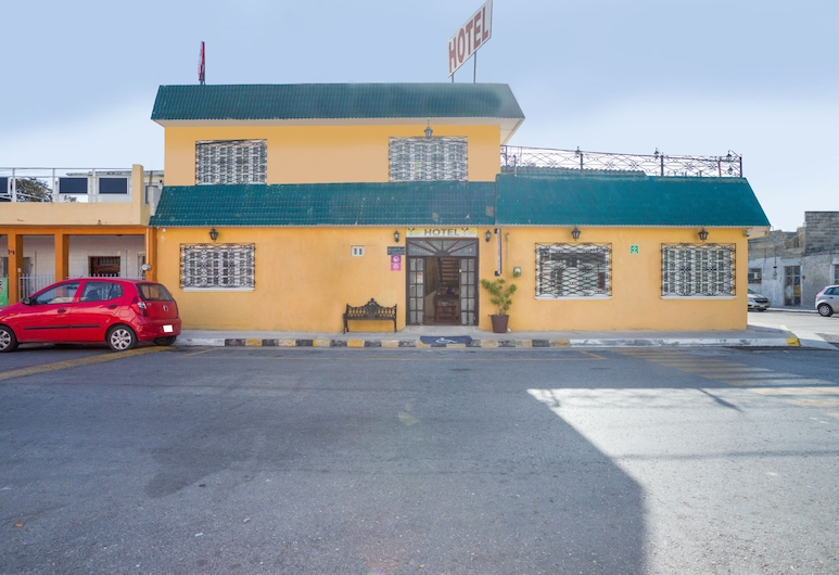 Villa Angeles, Campeche, Pohľad na hotel