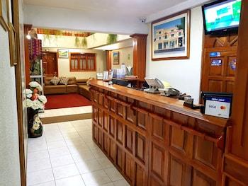 Quetzaltenango — zdjęcie hotelu HOTEL LAS AMERICAS