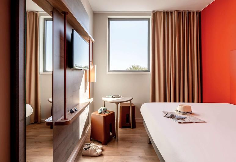 ibis budget Gent Centrum Dampoort, Ghent, Double Room, 1 Double Bed, Guest Room