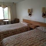 Basic dvokrevetna soba, 2 bračna kreveta - Dnevni boravak