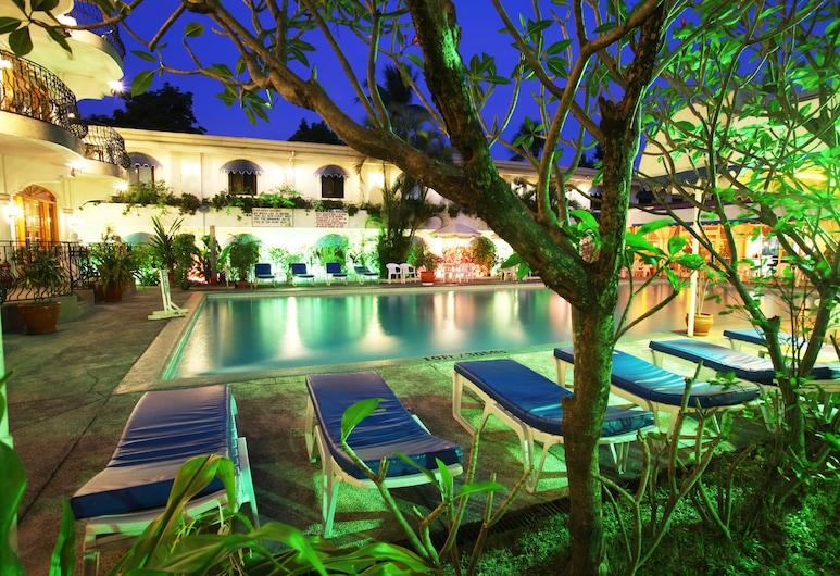 Clarkton Hotel, Angeles City, Vanjski bazen
