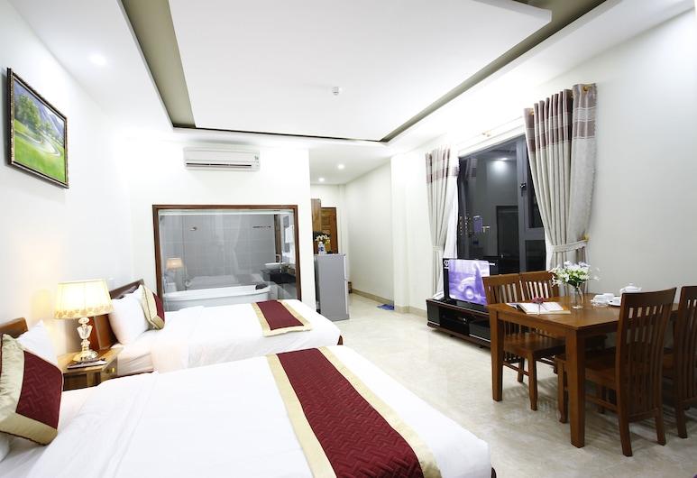 LIS Hotel, Da Nang, Family Room, Guest Room