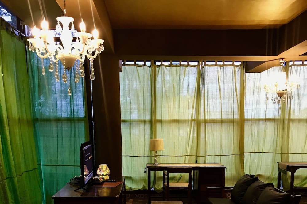 Room (A/C) Triple Occupancy  - Living Area