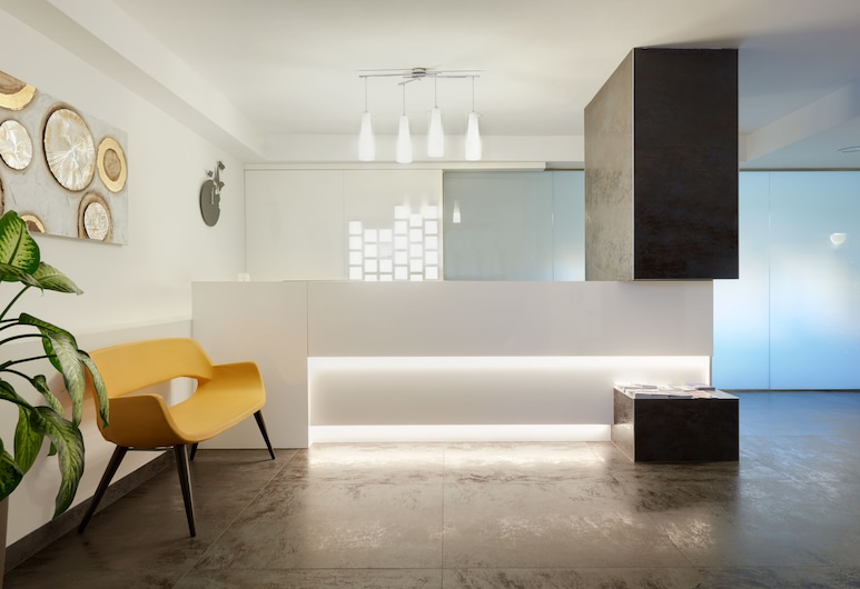ホテル アステリックス, ボルツァーノ, ロビー