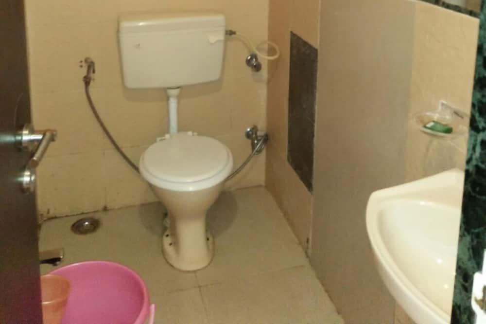 Familieværelse - Badeværelse