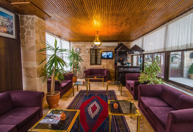 Ascension Cave Suites, Nevsehir, Lobby Lounge