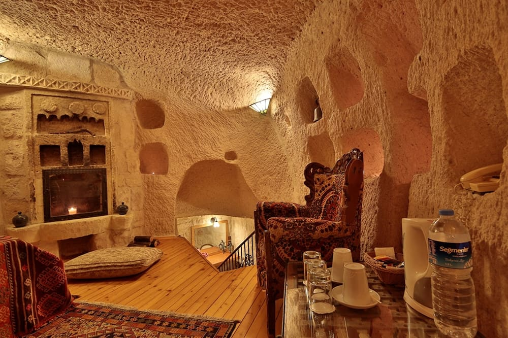 Ascension Cave Suite 120 ( Special View and Terrace) - Wohnbereich