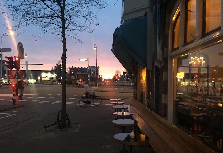 Raecks, Haarlem, Terrace/Patio