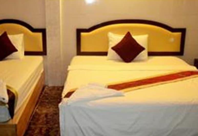 金船 1 飯店, 金邊, 雙人房, 2 張單人床, 客房