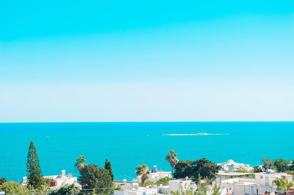 Standardní pokoj s dvojlůžkem, výhled na moře - Výhled na pláž/moře