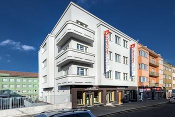 Selline näeb välja Downtown Suites Belohorska, Praha