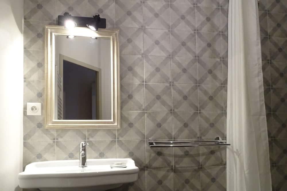 Double Room (Soreze) - Bathroom