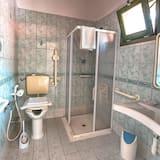 Phòng đơn, Quang cảnh vườn - Phòng tắm