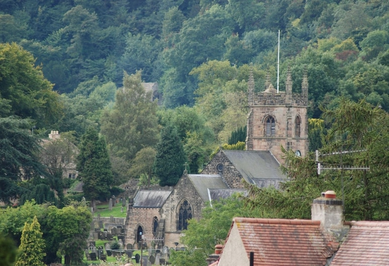 Castle Green Bed and Breakfast, Matlock, Double Room, 1 King Bed, Guest Room