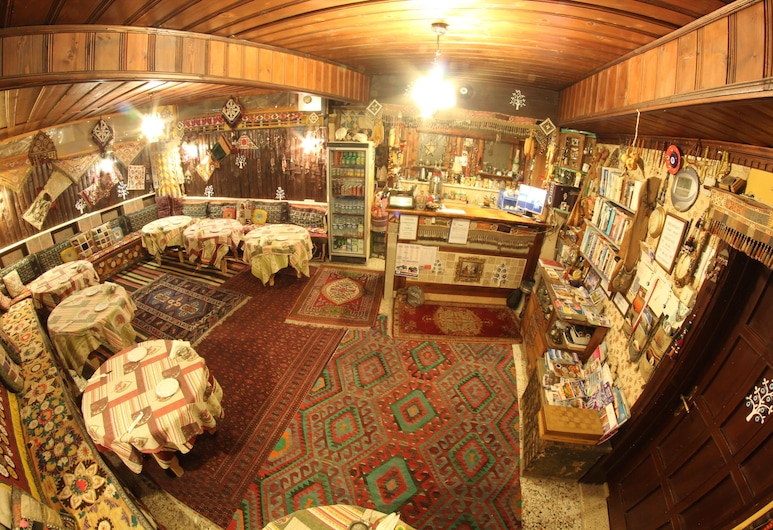 Homeros Pension & Guesthouse, Selcuk, Restaurant