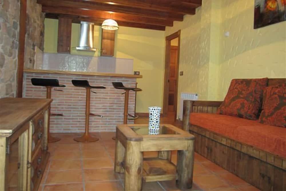 דירה, 2 חדרי שינה (El Yugo) - סלון