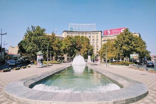 ベオグラードゲッタウェイ-セントラルアパートメントテラジエスクエアシティビュー