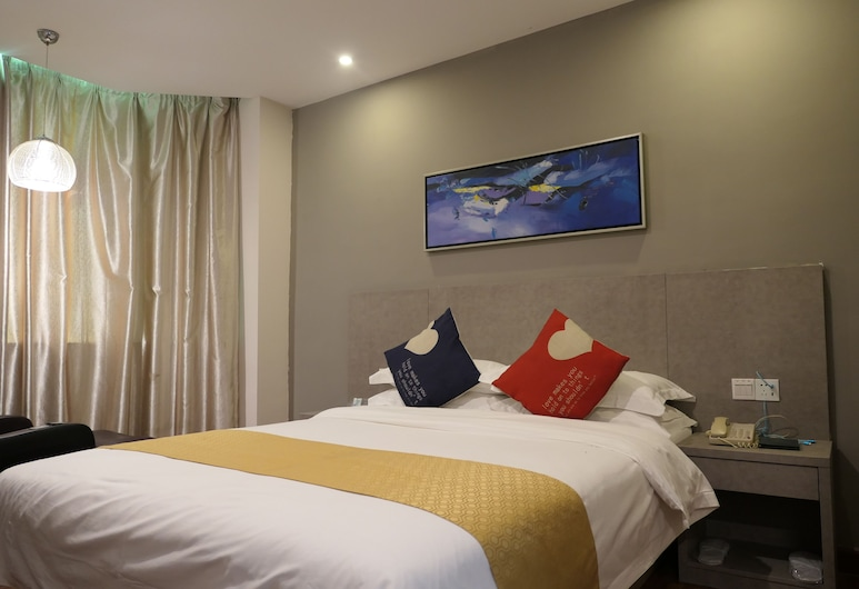 Shanshui Trends Hotel Buji, Shenzhen, Superior Single Room, Guest Room