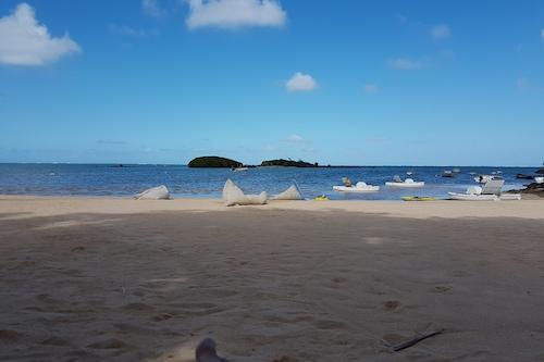 阿蘇里海灘及游泳池公寓飯店/