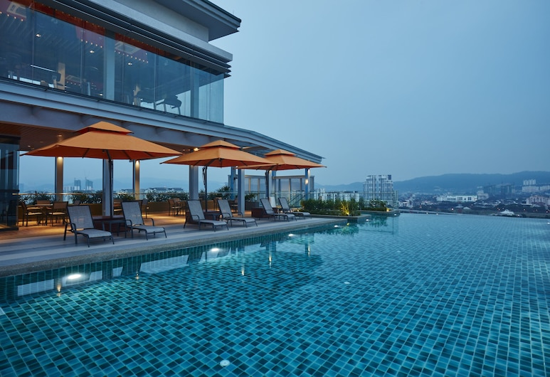 Sunway Velocity Hotel Kuala Lumpur, קואלה לומפור, מרפסת/פטיו