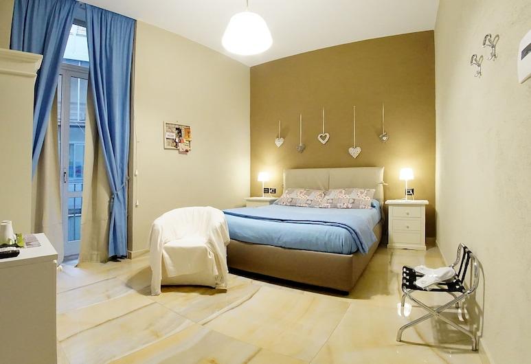 Beverello Suite, Neapel, Classic-rum, Gästrum
