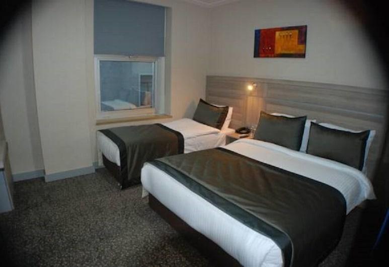 Sinem Hotel, Istanbul, Standard - kolmen hengen huone, Vierashuone
