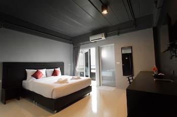 Chonburi bölgesindeki B-Black Hotel Chonburi resmi