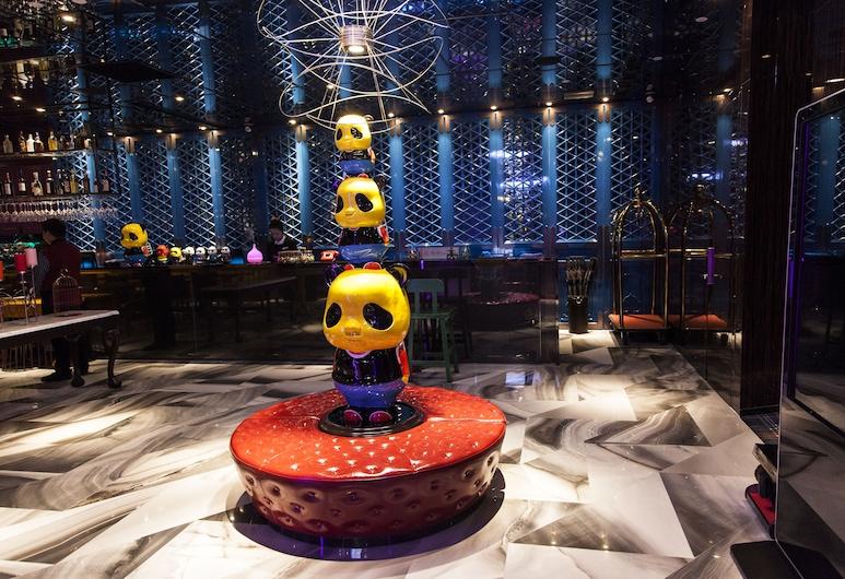 Sanlitun Mark Jacobs Boutique Hotel, Pekín, Lobby