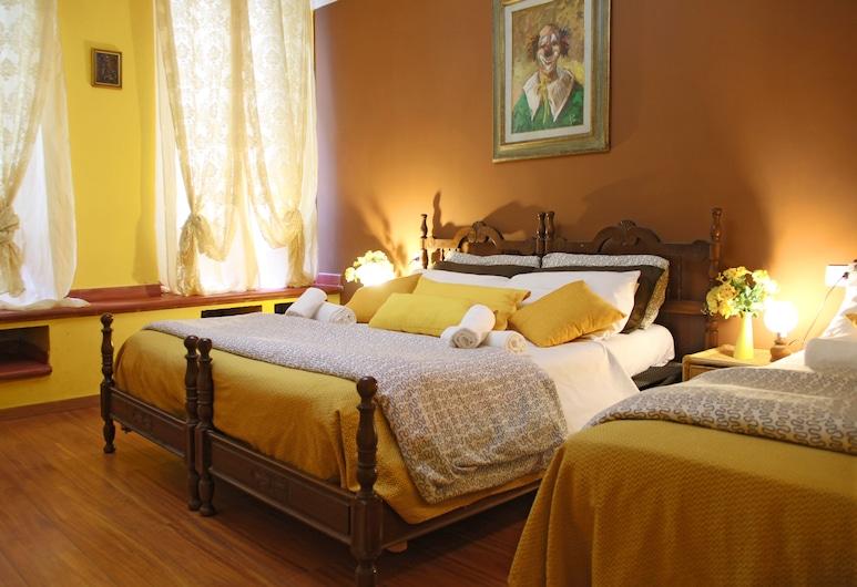 中央床鋪飯店, 佛羅倫斯, 三人房, 客房