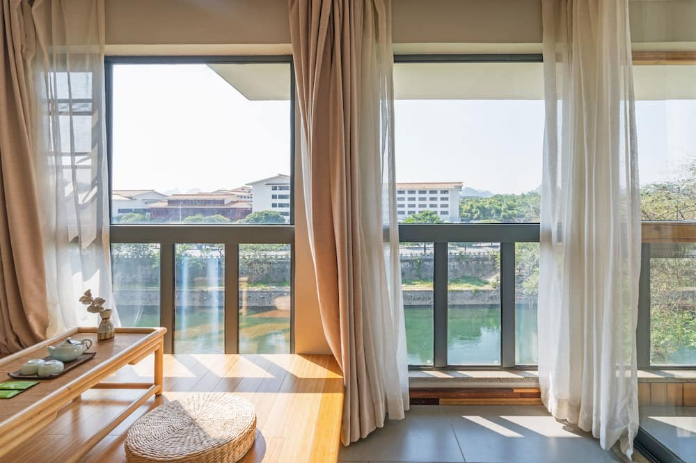 City View King Bed Room with Balcony - Guest Room View