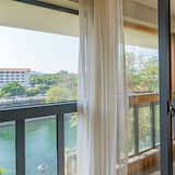 City View King Bed Room with Balcony - Balcony View