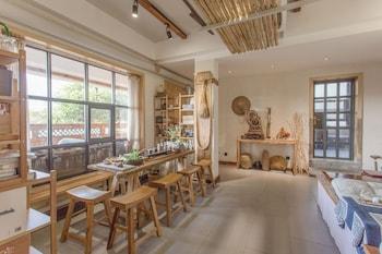 Guilin bölgesindeki Zen Tea House (Seven Stars Park) resmi