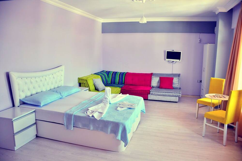 Deluxe-Suite - Wohnbereich