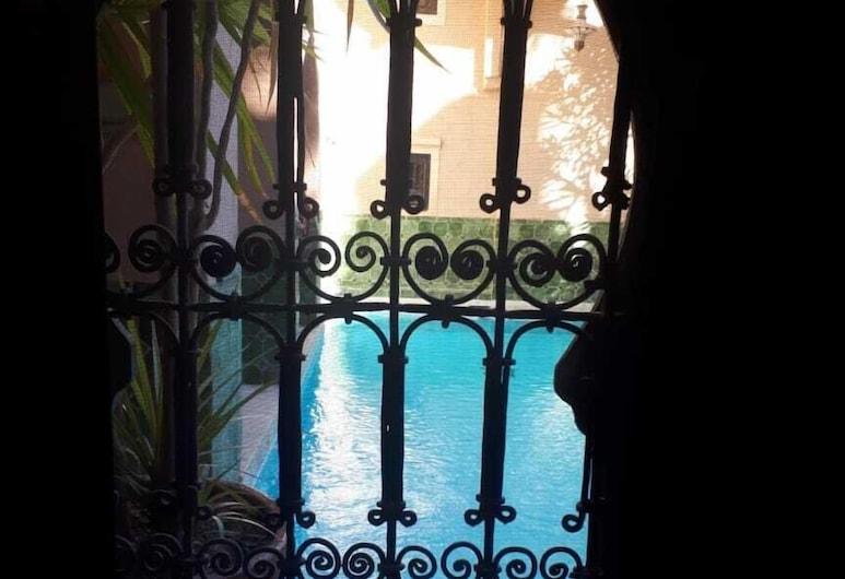 達爾黛法酒店, 塔米格特, 室外泳池