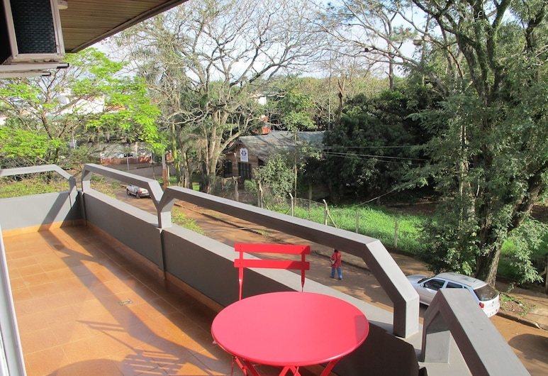 Marín Apartments, Puerto Iguazú, Leilighet – family, 2 soverom, balkong, Balkong